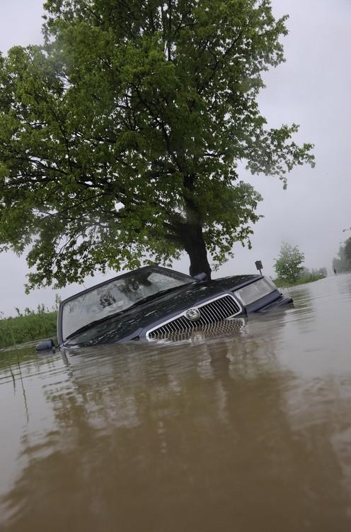 46211052 Наводнение в Европе