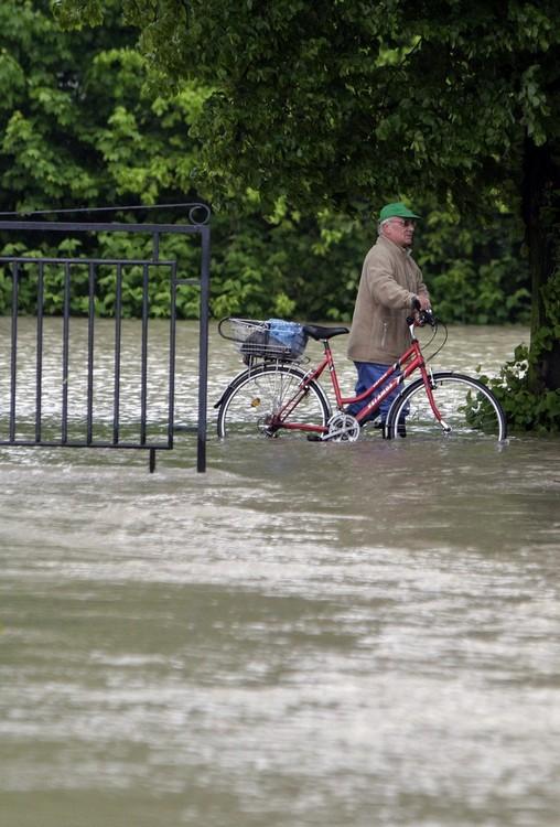 46211053 Наводнение в Европе