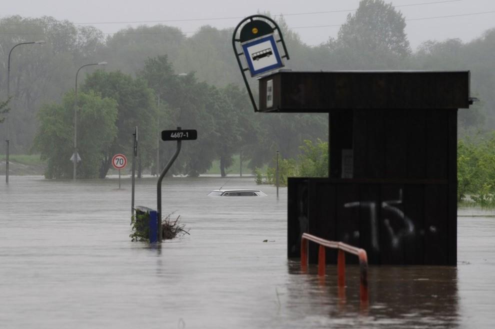 46211067 990x658 Наводнение в Европе