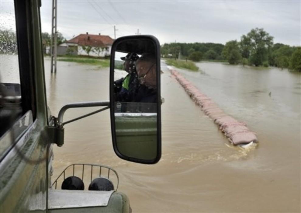 46217133 990x700 Наводнение в Европе