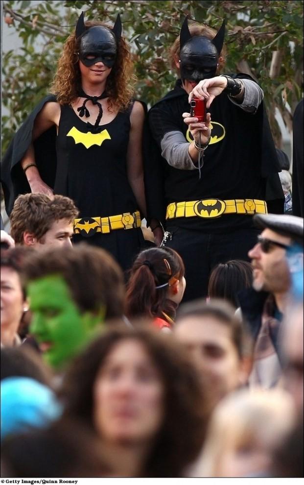 Superhero Costume World Record
