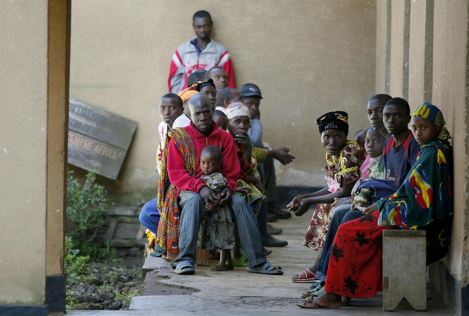 Потерянные поколения Конго