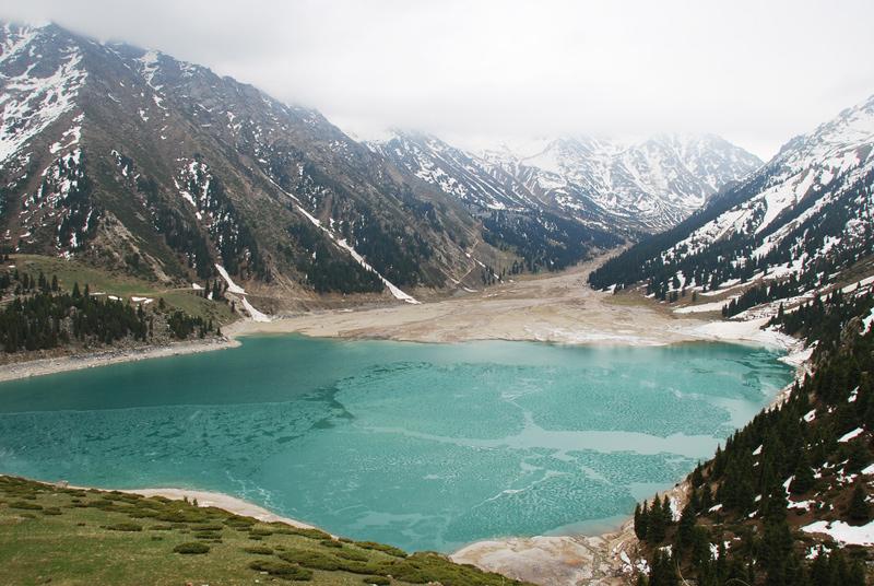 Фотоотчет о поездке на Большое Алматинское Озеро 9‑гомая