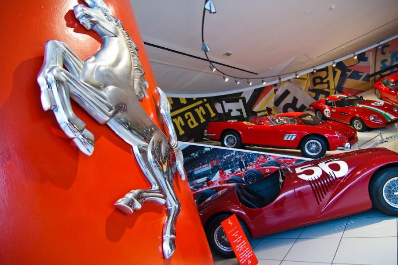 images2 800x533 Музей Ferrari, Maranello MO