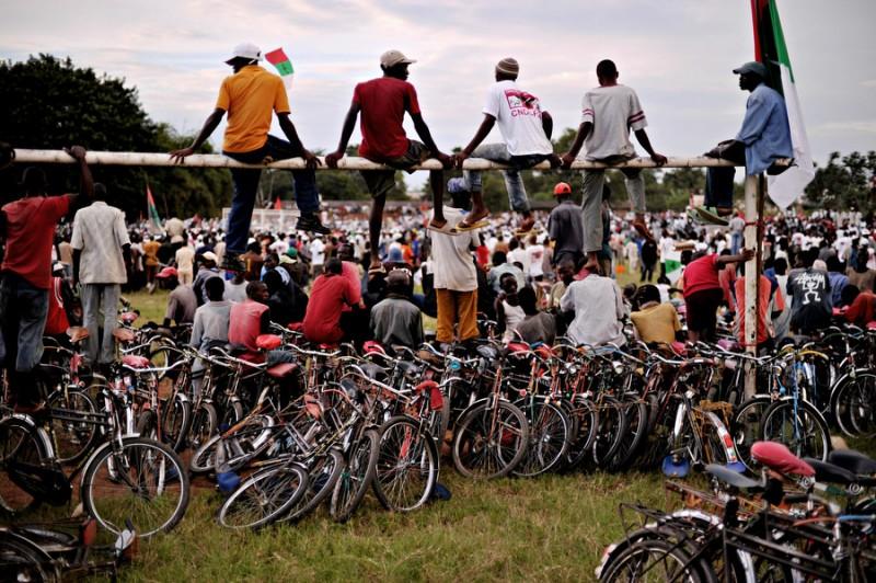 Велосипед — спорт, развлечение, средство заработка
