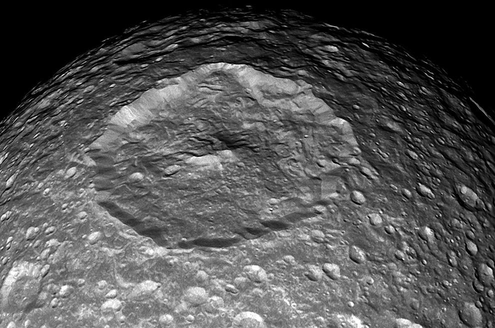 s04 2341 Снимки Сатурна и его спутников