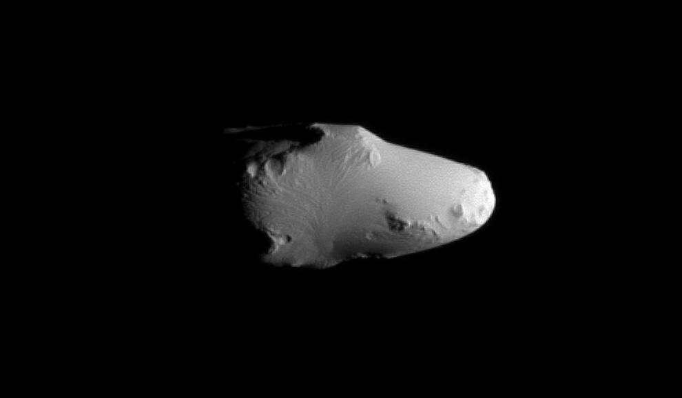 s05 2101 Снимки Сатурна и его спутников