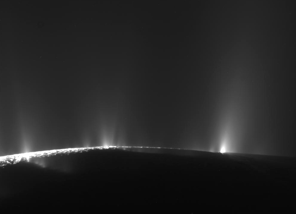 s09 0014 Снимки Сатурна и его спутников
