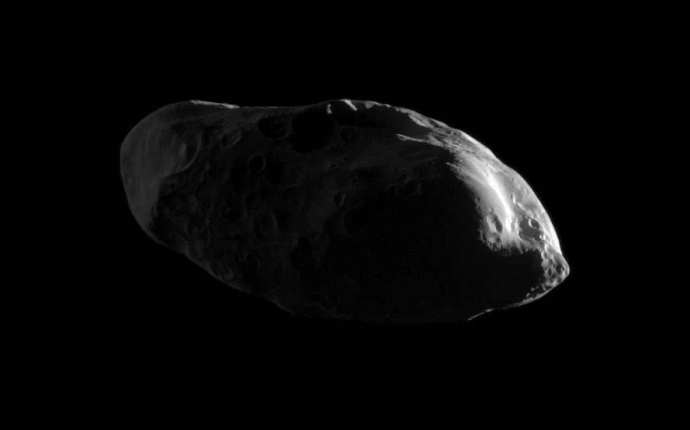 s17 pia1 Снимки Сатурна и его спутников