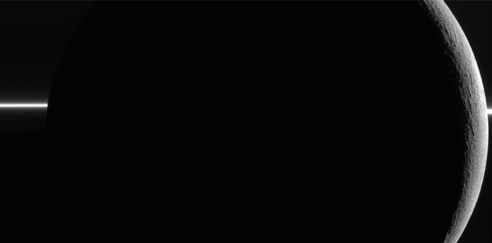 s26 0015 Снимки Сатурна и его спутников