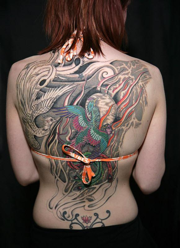 1195 Выставка тату в Англии