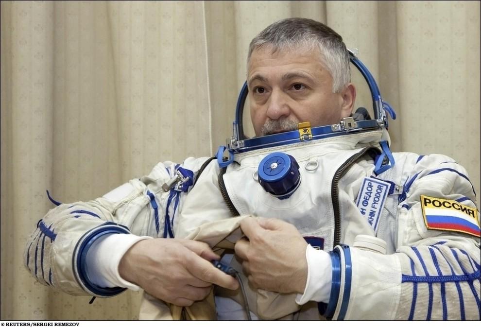 Soyuz TMA-19, Several Days Before Space Flight