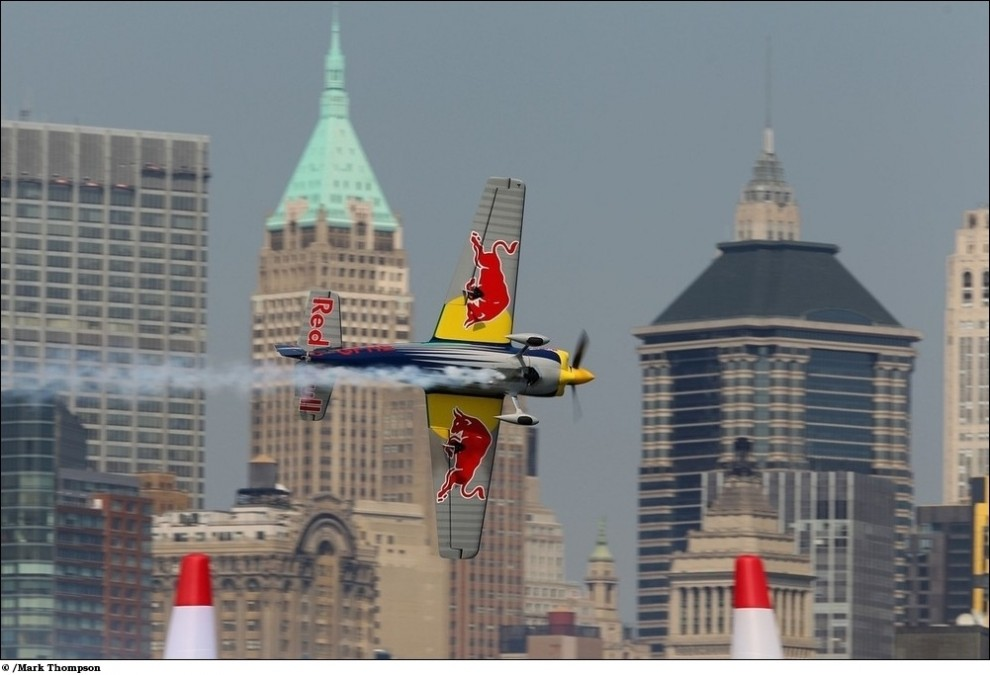 Red Bull Air Race in New York