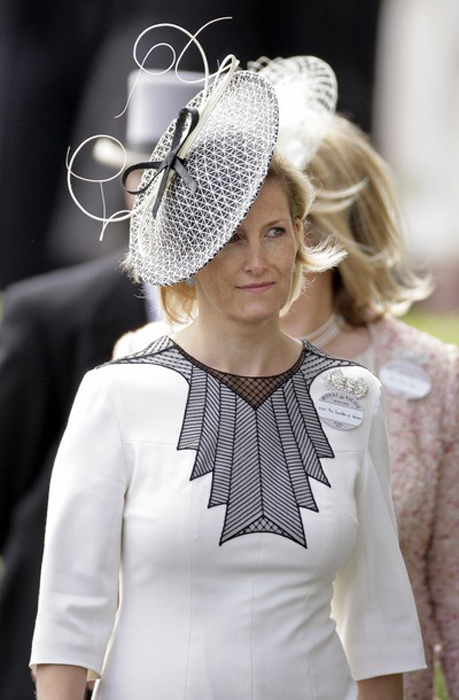 1630 Парад шляп на скачках Royal Ascot (Часть 1)