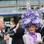 Парад шляп на скачках Royal Ascot (Часть 1)