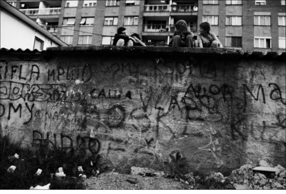 Kosovo today: no hope, poverty, anger and a diffuse conflict.