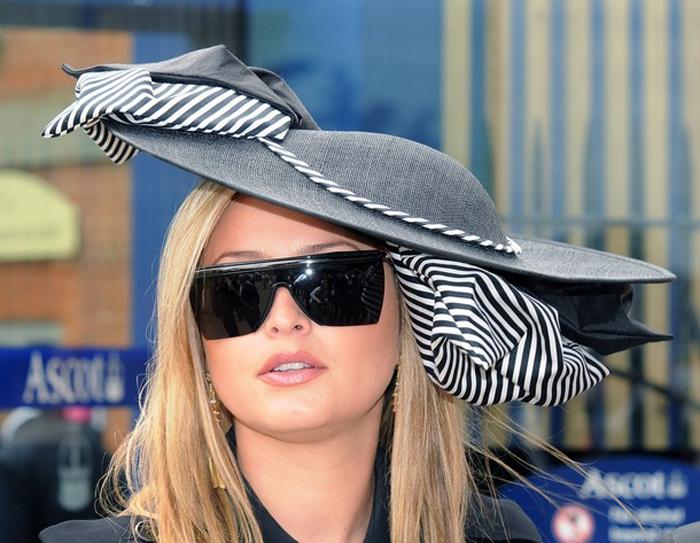 2124 Парад шляп на скачках Royal Ascot (Часть 1)