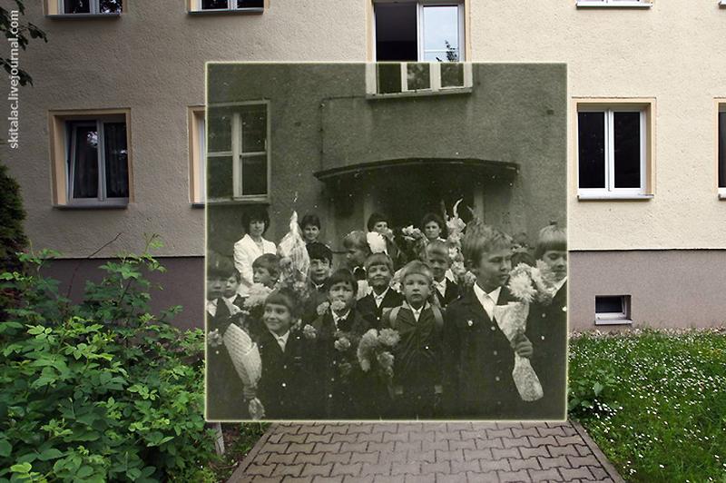 Назад в ГДР (Карл-Маркс-Штадт 22 года спустя)