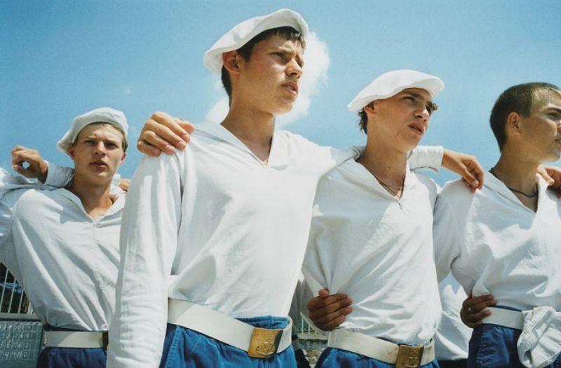 Приют для героев - Постсоветский Артек
