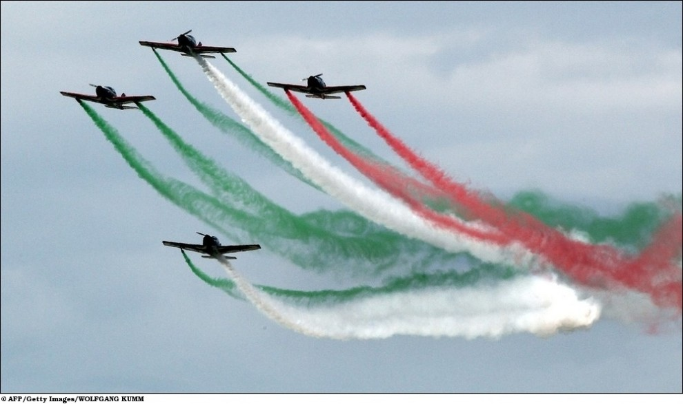2010 International Air Show in Germany