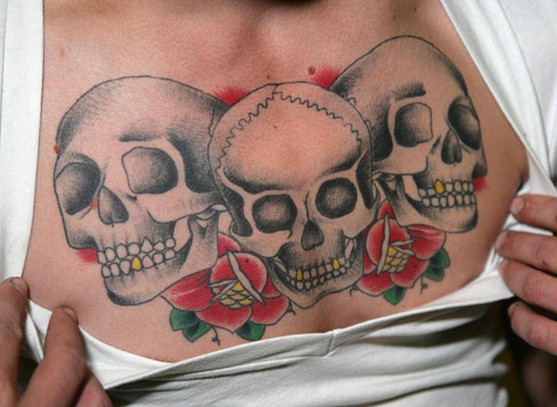 564 Выставка тату в Англии