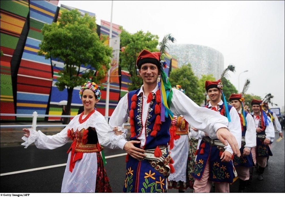 8 Million Visitors in 1 Month, Shanghai World Expo