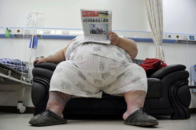 Самый толстый японец 2