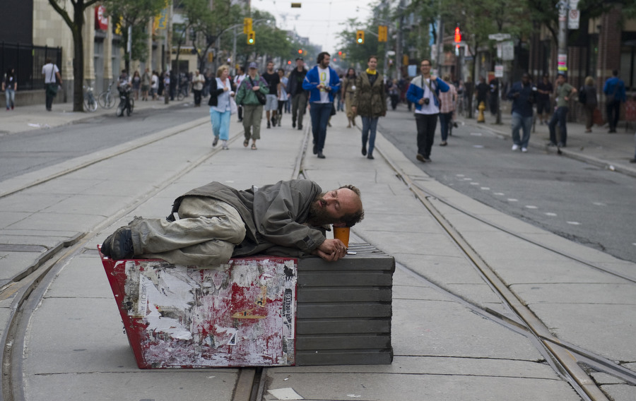 6a00d83K Протесты в Торонто