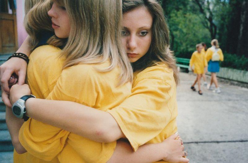 Самые неоднозначные фотографии постсоветского Артека фото