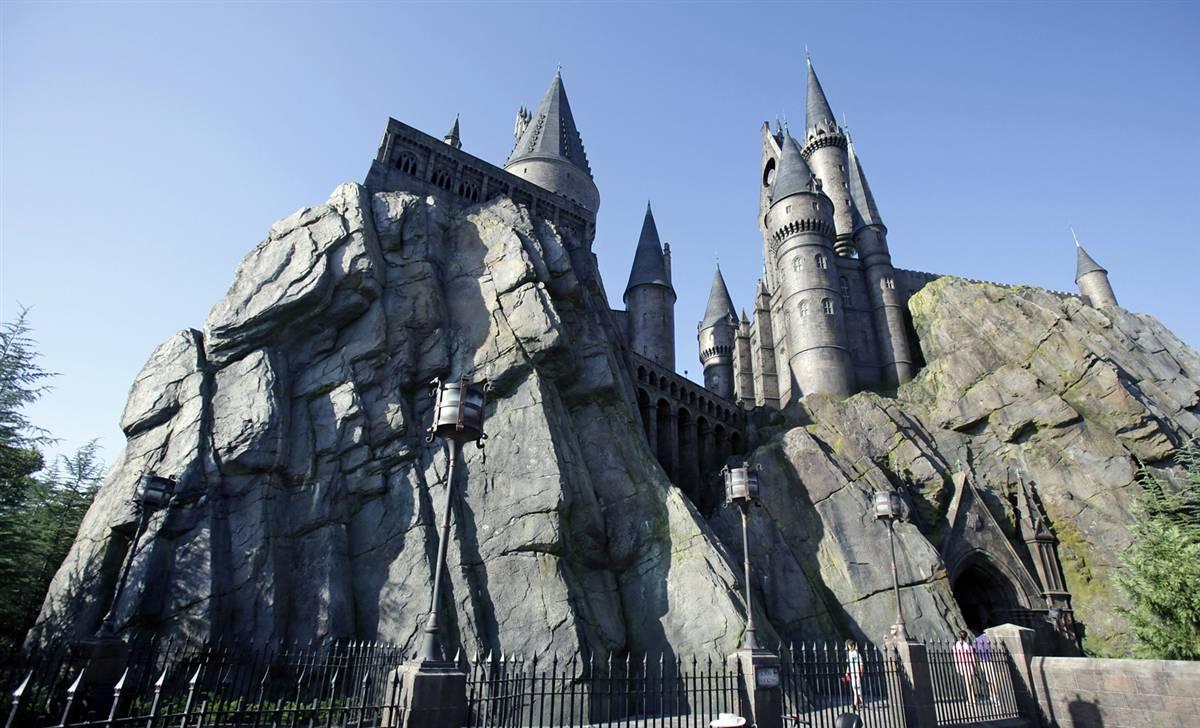 926 Волшебный мир Гарри Поттера