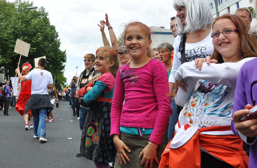 Берлин, Кристофер Стрит Дэй 2010 / CSD Berlin 2010 / Bilder