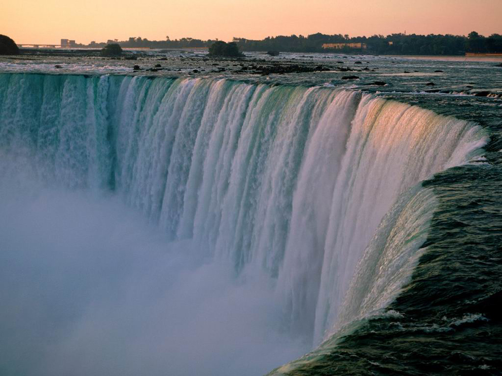 Sightseeing Tour Packages of Niagara Falls Ниагарский водопад