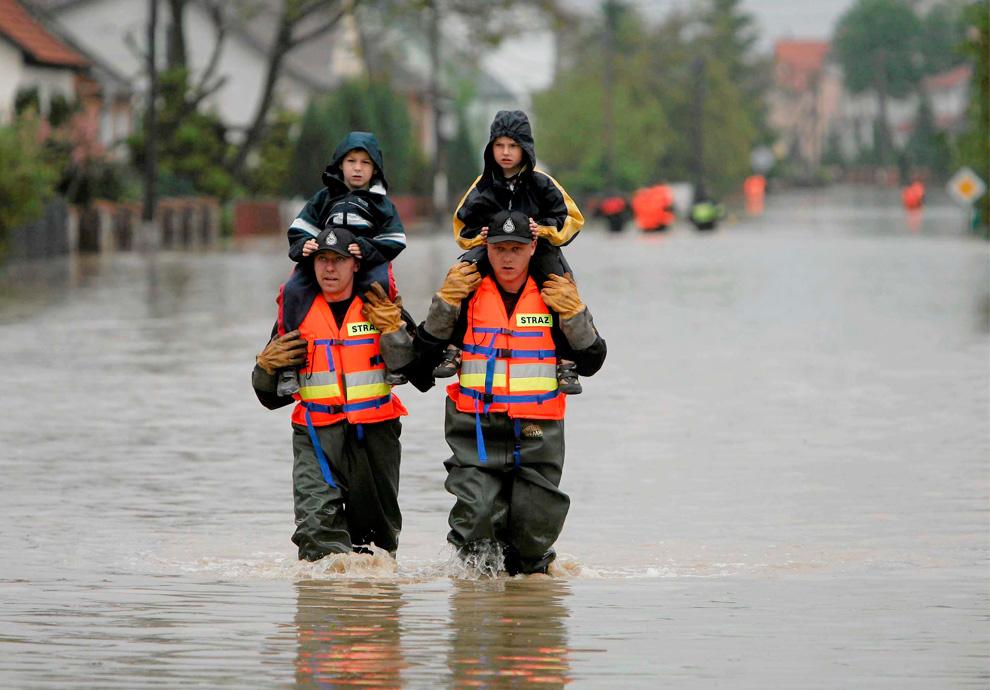 Картинки наводнения для детей