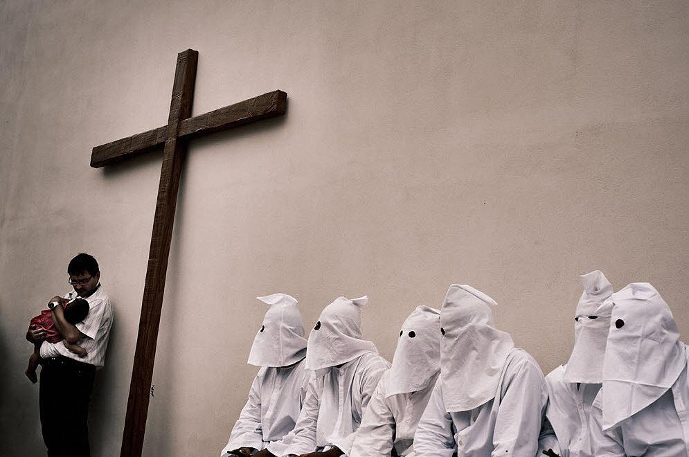 flagellanti06 upacara dera abad pertengahan di Italia