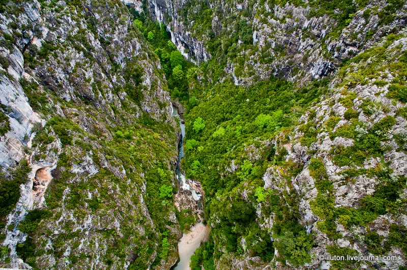 image1 800x531 Большой каньон Вердон во Франции