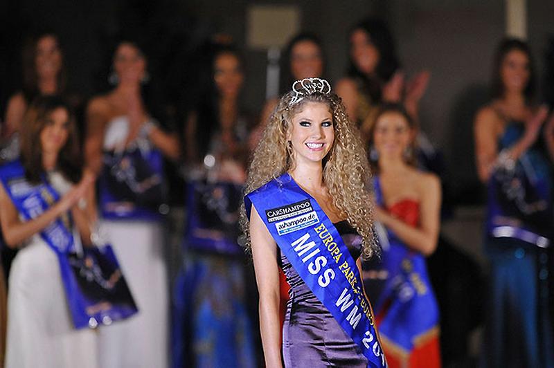 17-летняя школьница стала Мисс ЧМ-2010