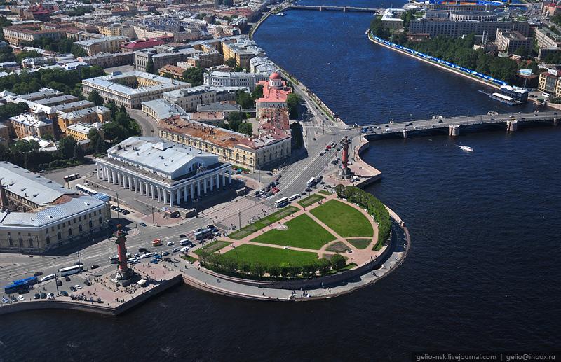 images39 Вертолетная экскурсия над Петербургом