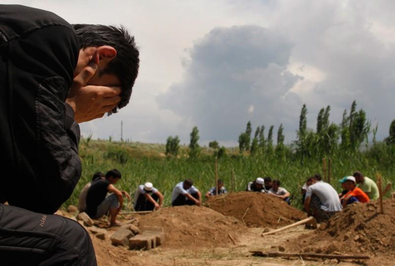 Кровавые беспорядки в кыргызском Оше (Часть 4)