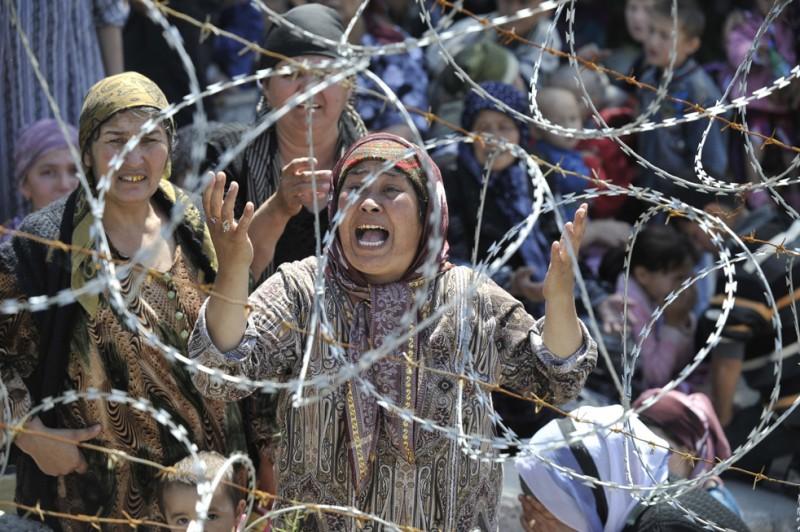 Кровавые беспорядки в кыргызском Оше (Часть 3)