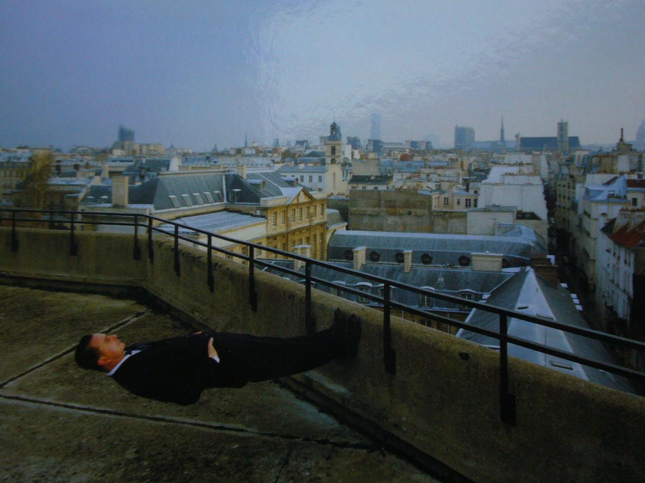 paris06 Чудеса гравитации Филиппа Рамета