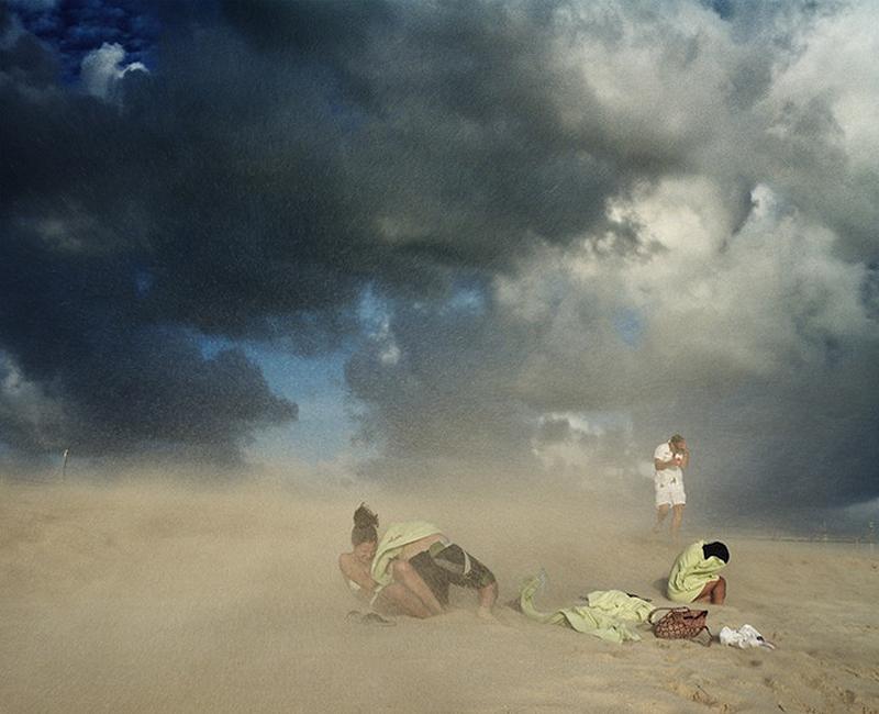 Maho Pantai thomaspz: liburan Ekstrim di bawah sayap pesawat terbang