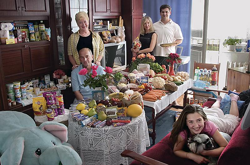081 Что едят в мире