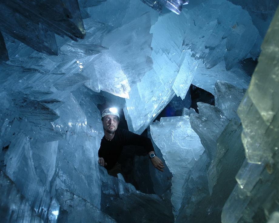 0 33523  Пещера гигантских кристаллов