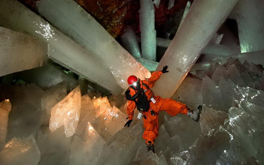0 3352d  Пещера гигантских кристаллов