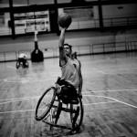 Баскетбол на колесах