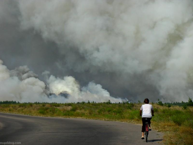 3176 800x600 Лесные пожары на востоке Украины