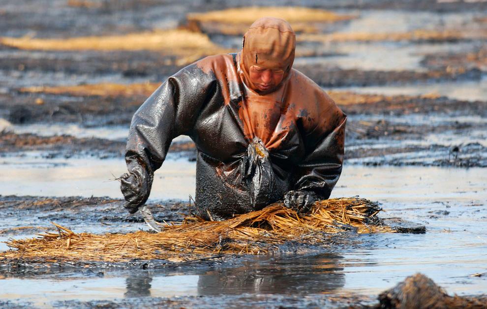 Очистительные работы в Даляне