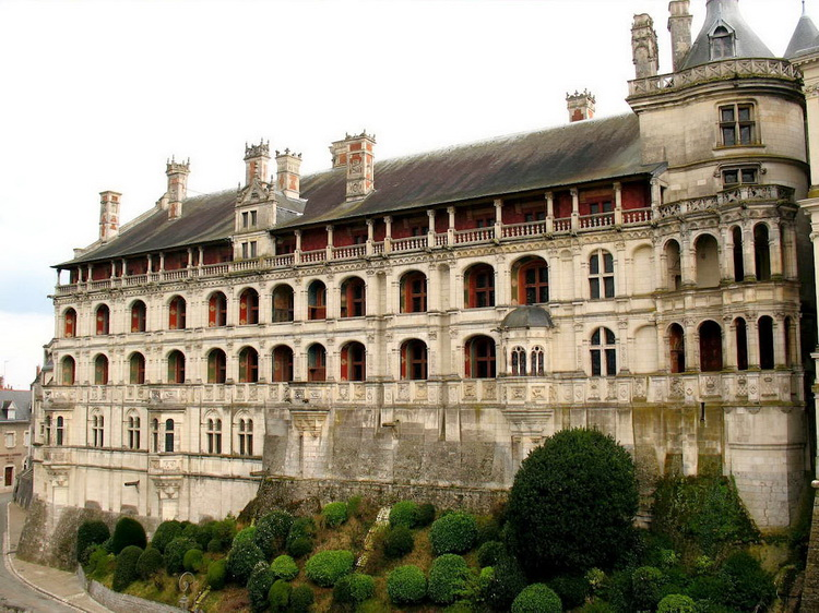Долина Луары во Франции - Всемирное наследие ЮНЕСКО