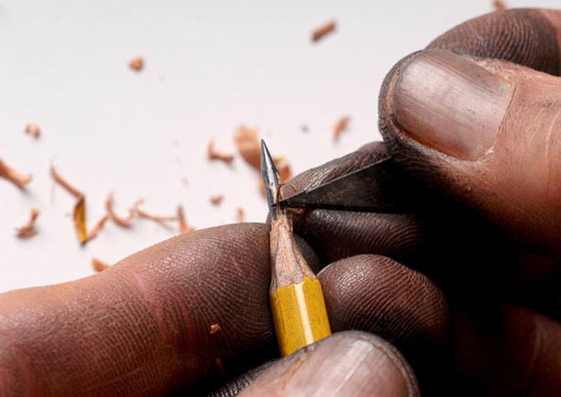 4152 карандашное искусство