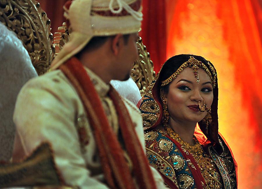 624 Свадьбы разных культур